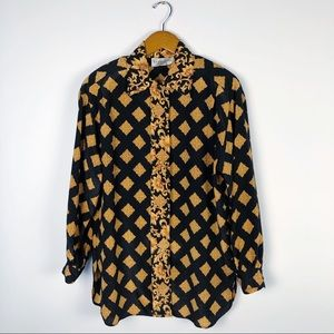 VINTAGE COLLECTIONS BY JOSEPHINE BLOUSE